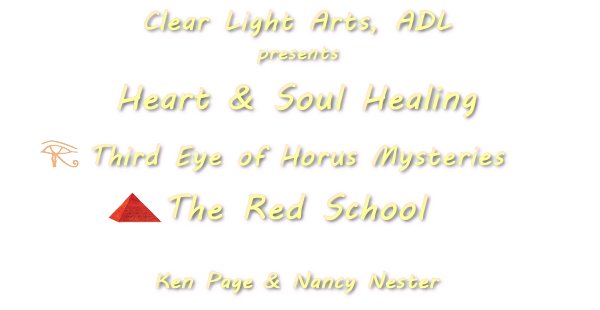 Clear Light Arts, ADL Presents Heart and Soul Healing